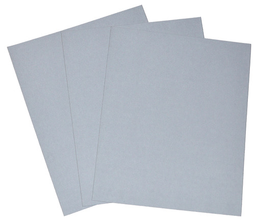 "Alfa Tools I 9"" X 11"" 400 GRIT SILICON CARBIDE NON-LOADING PAPER SHEETS 50/PACK"