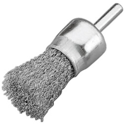 "Alfa Tools I 1"" STAINLESS STEEL KNOTTED END BRUSH"