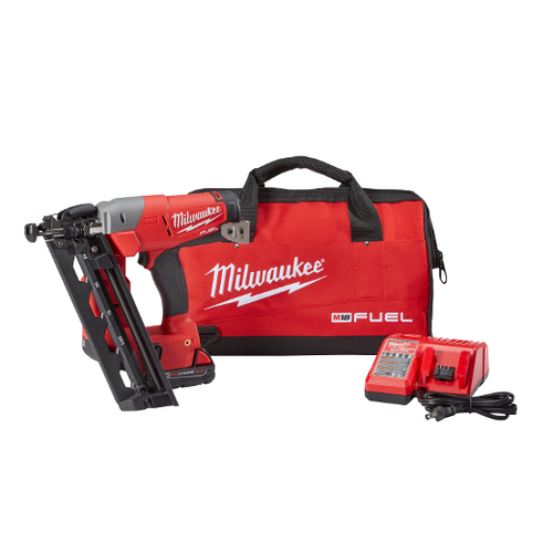 Milwaukee I 16GA AG NAILER KIT