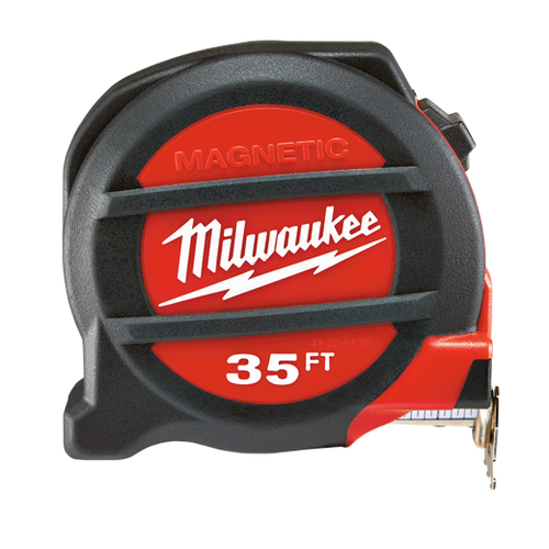Milwaukee I 35' MAGNETIC TAPE MEASURE