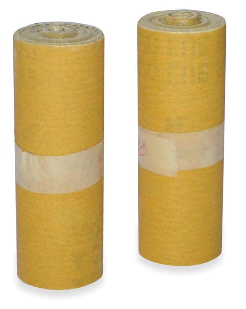 """Alfa Tools I 2-1/2"""" 150G ALUMINUM OXIDE GOLD REFILL ROLL"""