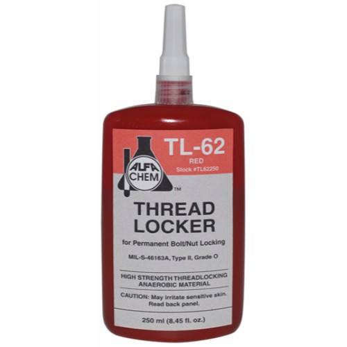 Alfa Tools I 250ML. TL62 PERMANENT THREAD LOCKER