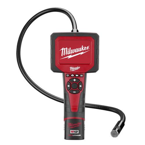 Milwaukee I M12™ M-SPECTOR™ AV CAMERA KIT 17MM W/1 BAT