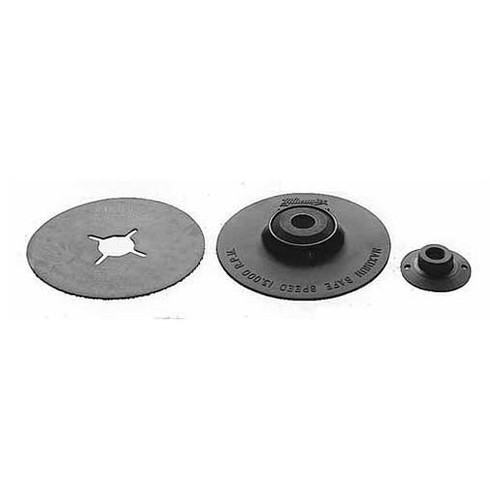 "Milwaukee I PAD 5"" BACKING KIT 1"
