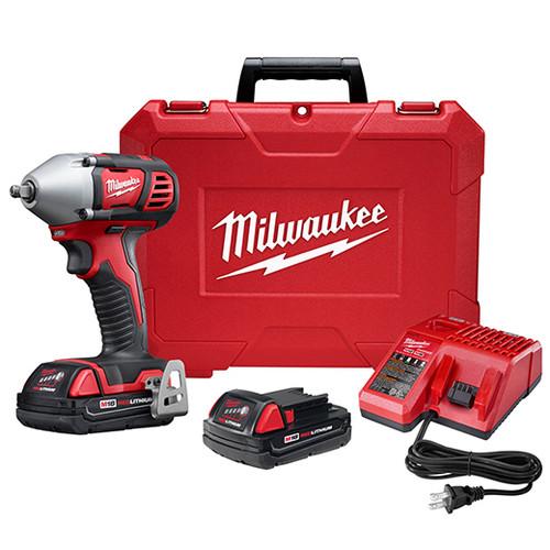 "Milwaukee I M18™ 3/8"" IMPACT WRENCH CP KIT"