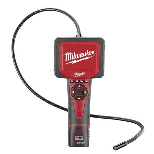 Milwaukee I M12™ M-SPECTOR™ AV CAMERA KIT 9.5MM W/1 BAT