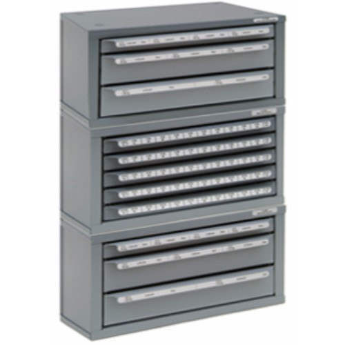 Alfa Tools I LETTER A-Z THREE DRAWER CABINET