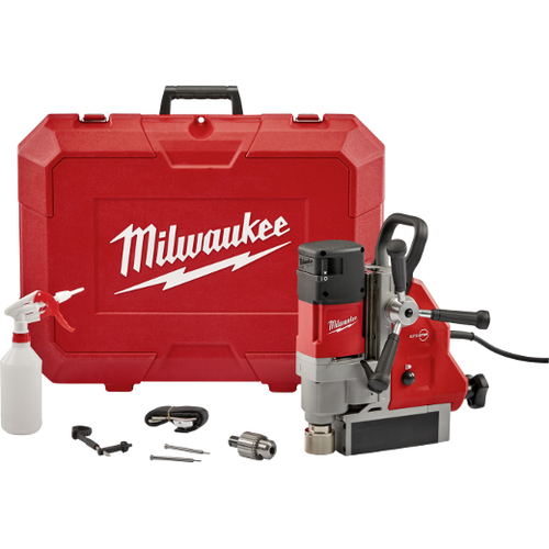 Milwaukee I PERMANENT MAG DRILL W/CASE