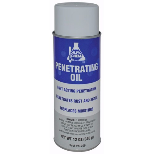 Alfa Tools I 12 OZ AEROSOL PENETRATING OIL