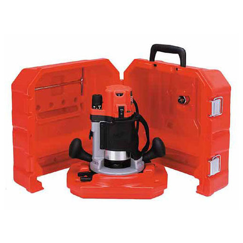 Milwaukee I ROUTER 2-1/4 MAX HP W/CASE