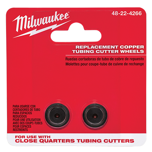 Milwaukee I 2pc Close Quarters Cutter Replacement Blades