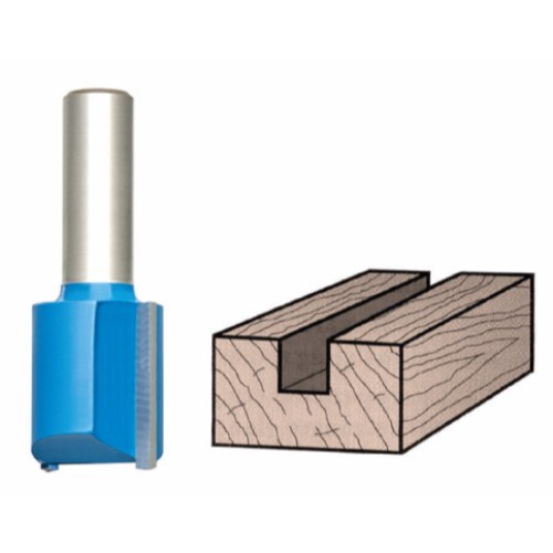 Alfa Tools I 3/8 X 2 1/2 STRAIGHT ROUTER BIT