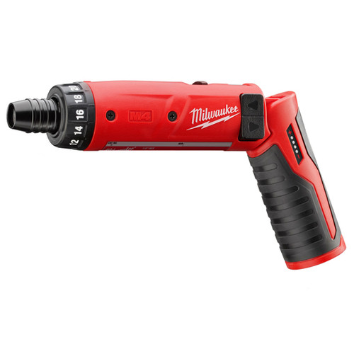 Milwaukee I M4™ 1/4 HEX SCREWDRIVER TOOL ONLY