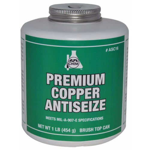 Alfa Tools I 1LB PREMIUM COPPER ANTI-SEIZE