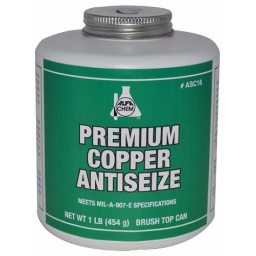 Alfa Tools I 1LB PREMIUM COPPER ANTI-SEIZE