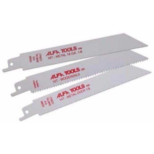 Alfa Tools I 14X20MM ALUMINUM OXIDE FOR METAL PORT BLADE