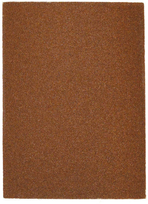 "Alfa Tools I 9"" X 11"" 60 GRIT ALUMINUM OXIDE CLOTH SHEETS 50/PACK"