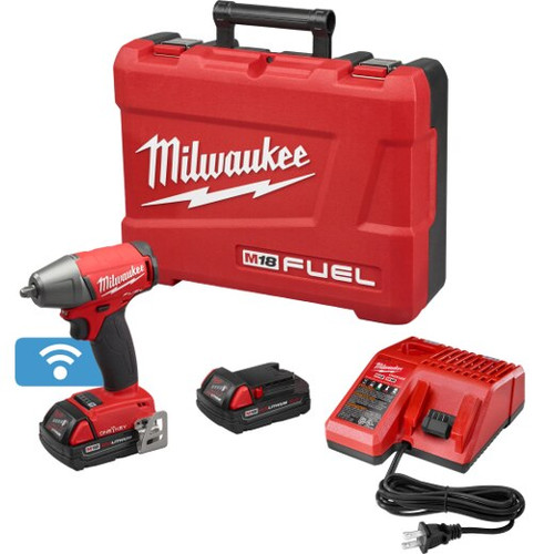 Milwaukee I M18 FUEL™ DRILL/IMPACT COMBO KIT WITH ONE-KEY™