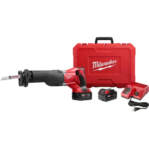 Milwaukee I M18™ SAWZALL® RECIPROCATING SAW W2 BAT