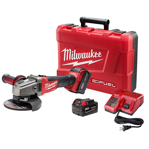"""Milwaukee I M18™ FUEL™ 4-1/2""""/5"""" SLIDE, KIT"""
