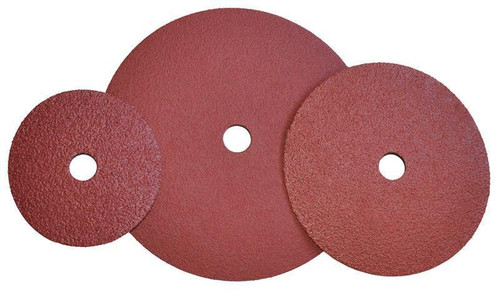 "Alfa Tools I 5"" X 1"" 24 GRITSMALL DIAMETER SILICON CARBIDE EDGER DISCS"