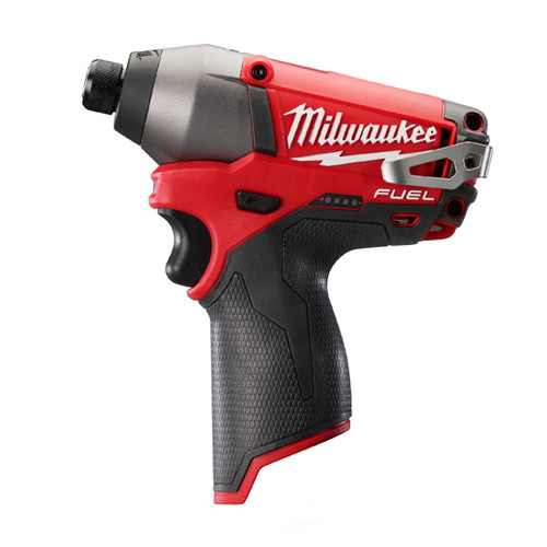 Milwaukee I M12™ FUEL™ 1/4 HEX IMPACT DRIVER TOOL ONLY