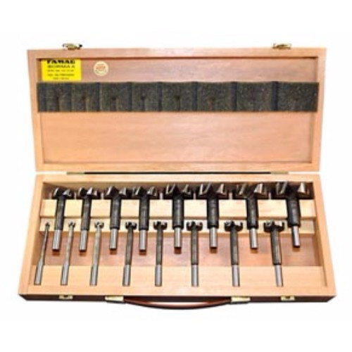 Alfa Tools I 16PC . BORMAX FORSTNER BIT SET