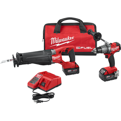 Milwaukee I M18 FUEL™ 2-TOOL COMBO KIT