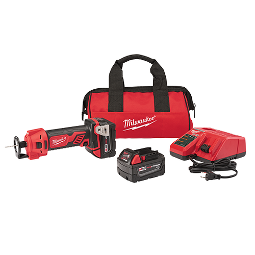 Milwaukee I M18 CUT OUT TOOL- XC KIT