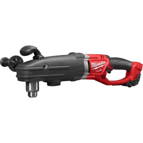 "Milwaukee I M18 FUEL™ SUPER HAWG™ 1/2"" RIGHT ANGLE DRILL BARE"