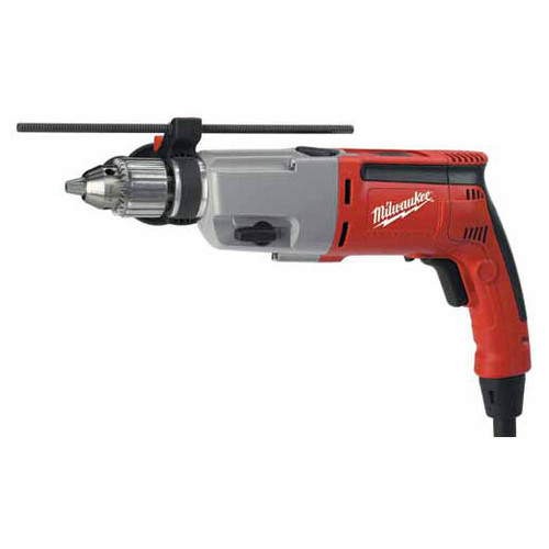 Milwaukee I DRILL HMR 1/2 8.5 AMP DUAL SPD KIT