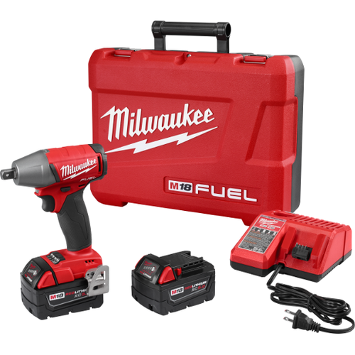 "Milwaukee I M18™ FUEL™ 1/2"" IMPACT WR- XC KIT"