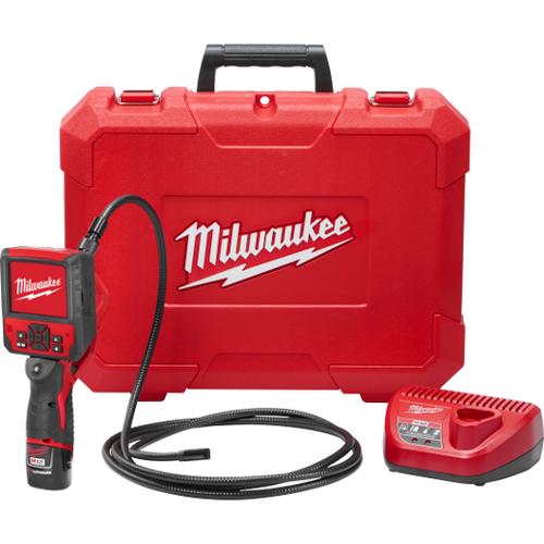 "Milwaukee I M12â""¢ M-SPECTOR FLEXâ""¢ 9'FT INSPECTION CAMERA CABLE KIT"