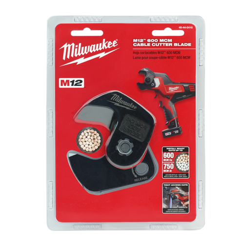 Milwaukee I M12 CABLE CUTTER STD BLADE