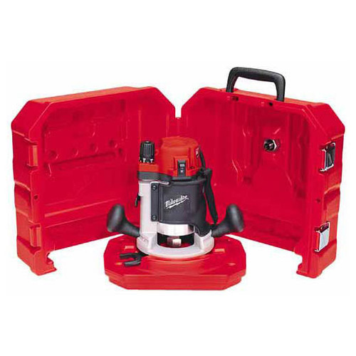Milwaukee I ROUTER 1-3/4 MAX HP W/CASE