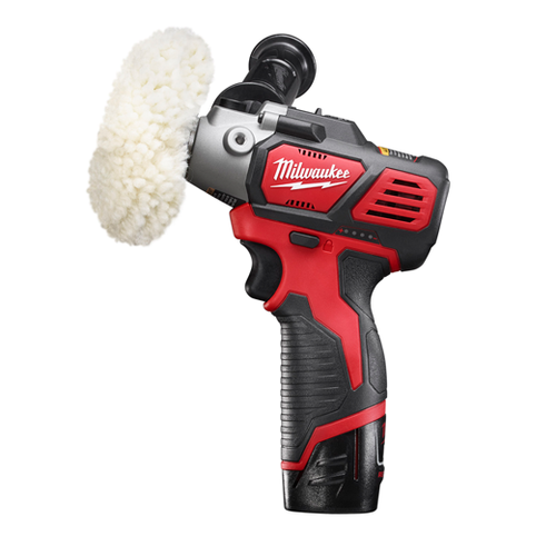 Milwaukee I M12™ VARIABLE SPEED POLISHER/SANDER – CP/CP KIT