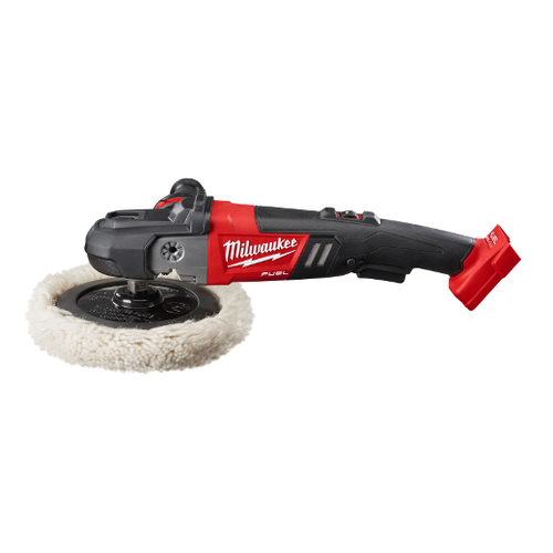 "Milwaukee I M18 FUEL™ 7"" Variable Speed Polisher - Bare"
