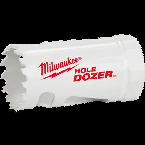 """Milwaukee I 1"""" HOLE DOZER HOLE SAW W/ARBOR"""