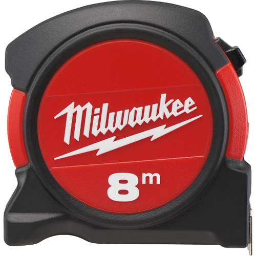 Milwaukee I 8M GENERAL CONTACTOR TAPE MEASURE
