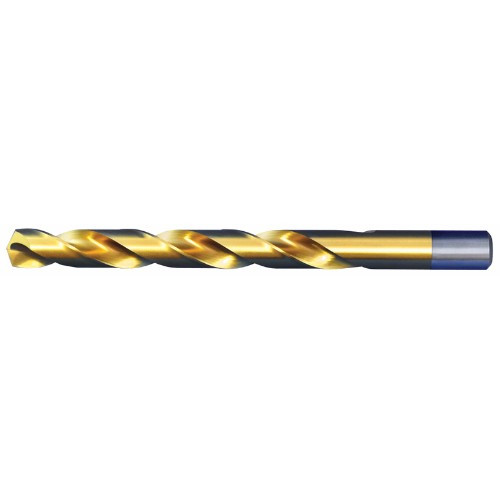 Alfa Tools I #8 HSS ALFA USA JOBBER DRILL SPLIT POINT TIN COATED