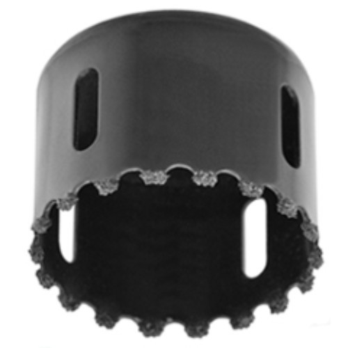 Alfa Tools I 2-1/8 CARBIDE GRIT-EDGE HOLE SAW