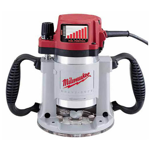 Milwaukee I ROUTER 3-1/2 MAX HP