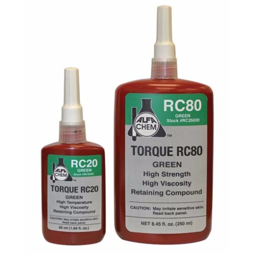 Alfa Tools I 50 ML. RC80 ANAEROBIC RETAINING SEALANT