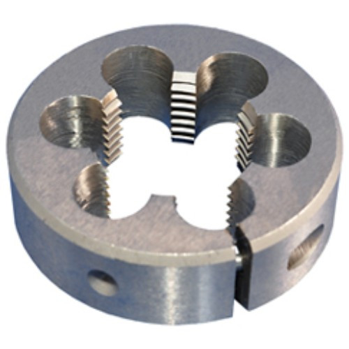 "Alfa Tools I 10X0.75 HS ROUND ADJUSTABLE DIE 1-1/2"" O.D."