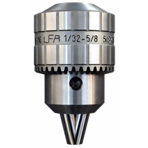 """Alfa Tools I 1/8-5/8"""" LFA TAPER MOUNTED HEAVY DUTY CHUCK"""