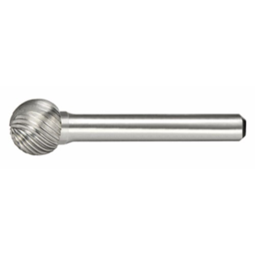 Alfa Tools I SD-4 CARBIDE BURR BALL SINGLE CUT