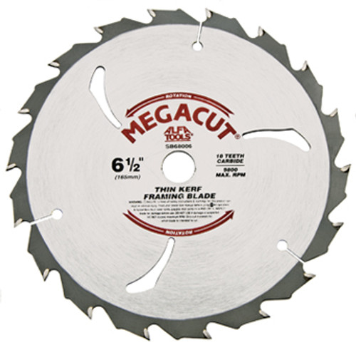 "Alfa Tools I 10""X24T FRAME CARBIDE TIPPED SAW BLADE"