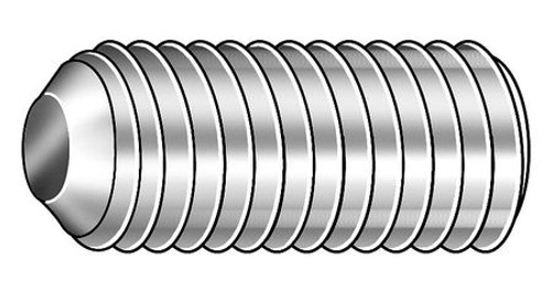 Stainless Set Screw I 1/2-13 X 5/8 Stainless Steel SSS 18-8