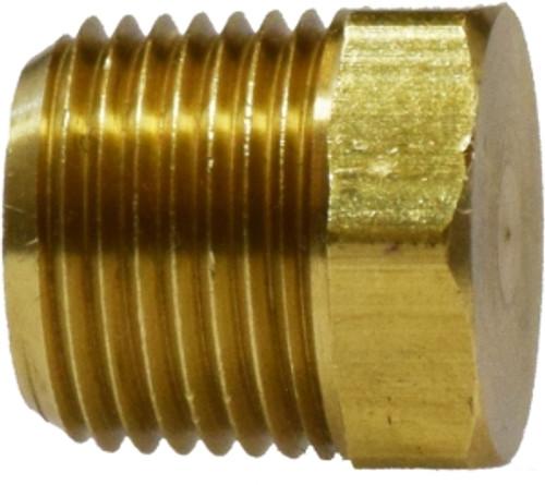Cored Hex Plug I 1/8 MIP CORED HEX HD PLUG - 28201