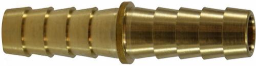 Mender/Splicer I 5/16 X 1/4 BRASS HOSE BARB SPLICER - 32090